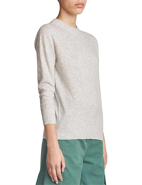 Jac and Jack Pty Ltd Womens Tops Jac + Jack | Tom Sweater - Grey Marle