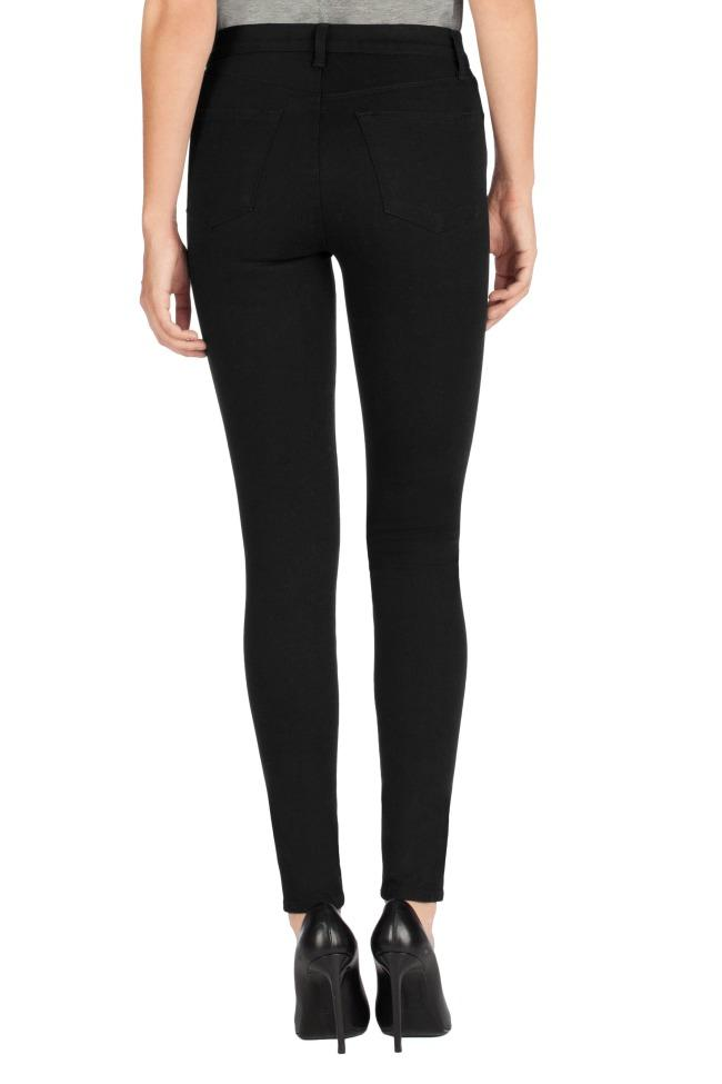 Edwards Imports Ltd Womens Jeans VANITY / 24 J Brand | Maria High Rise Super Skinny Jeans - Vanity
