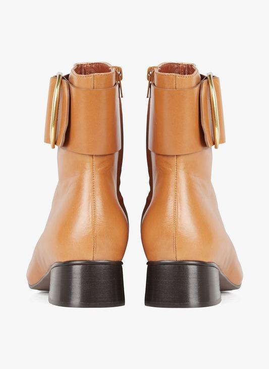 Onward Luxury Group SHOE See by Chloé | Hopper Boot - Cuoio