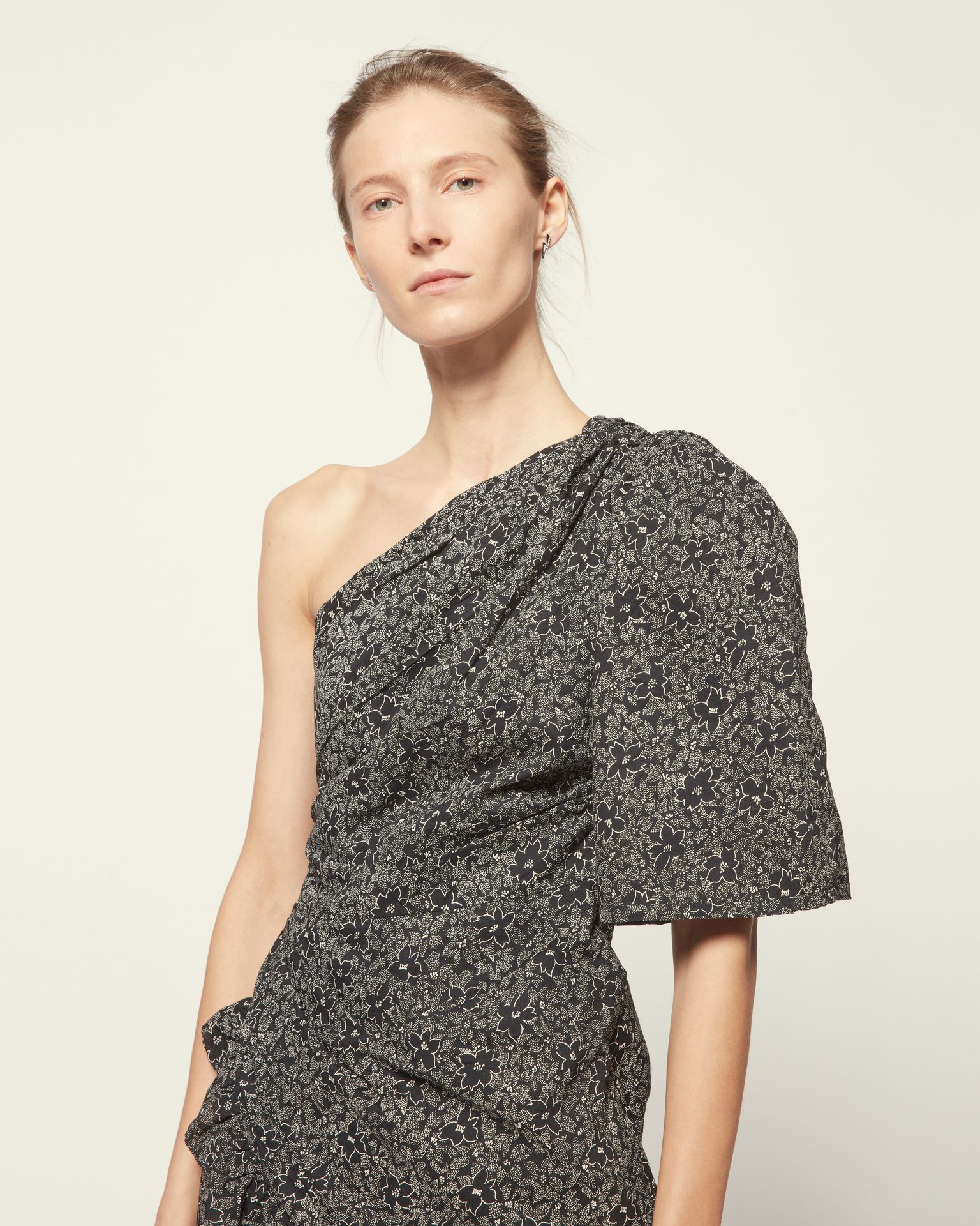 Isabel Marant Womens Dress Isabel Marant Etoile | Esther Dress - Ecru