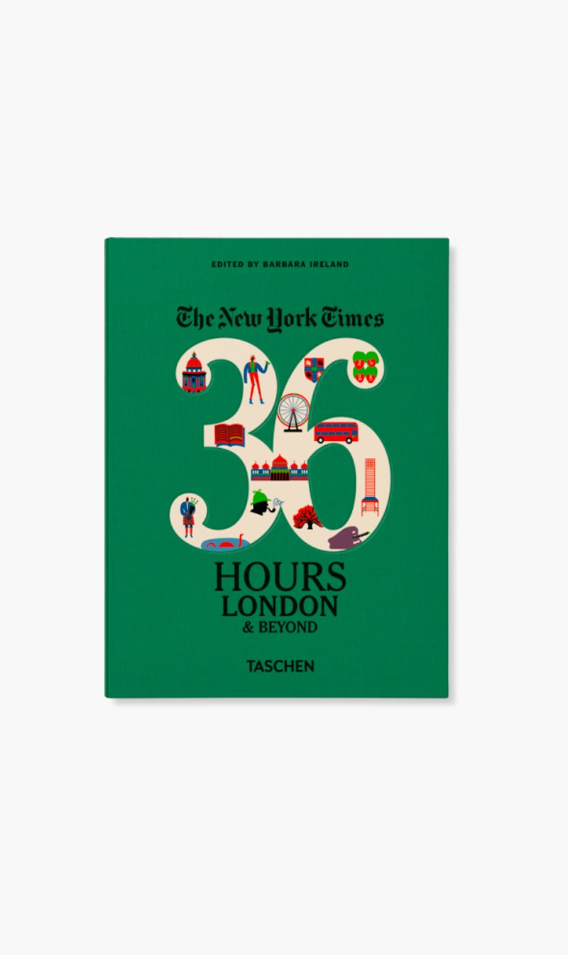 New Holland Publishers (NZ) Ltd Homeware London&Beyond The NY Times | 36 Hours, London and Beyond