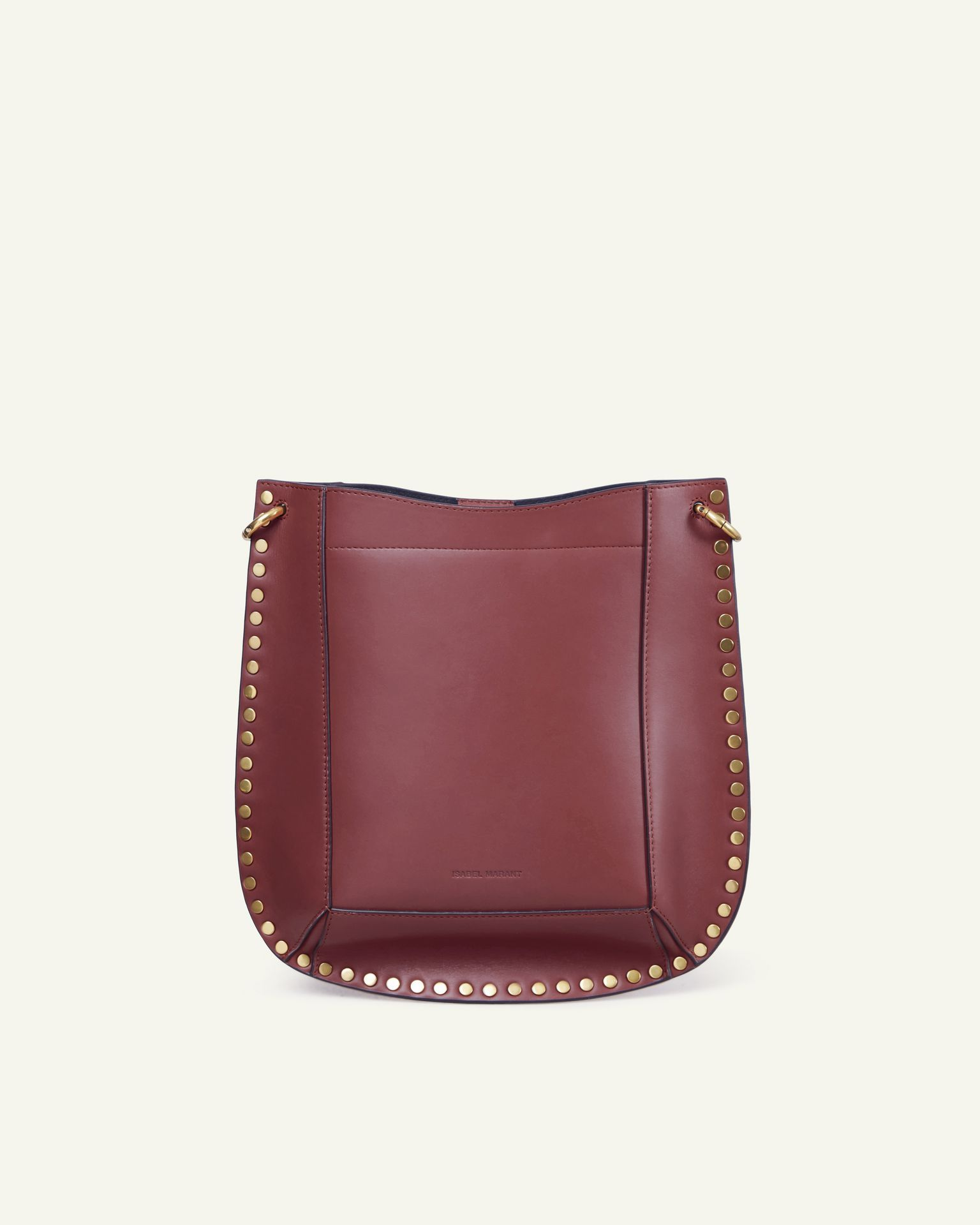 Isabel Marant BAG BURGUNDY Isabel Marant | Oskan Bag - Burgundy