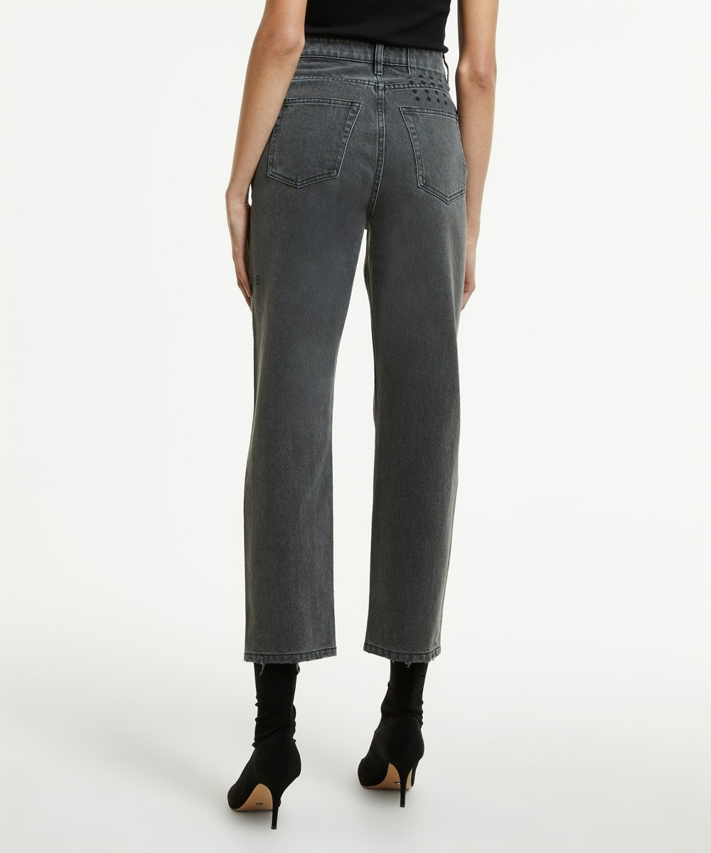 Stem Distribution Limited Womens Jeans Ksubi | Chlo Wasted - Rocker