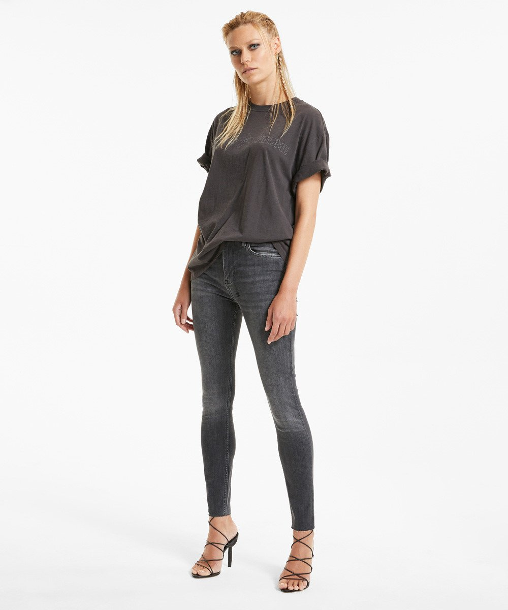 Stem Distribution Limited Womens Jeans Ksubi | Hi N Wasted - Diablo