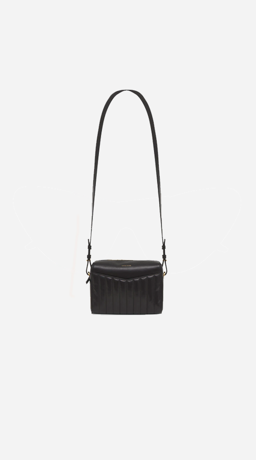 Anine Bing | Ellis Bag - Black