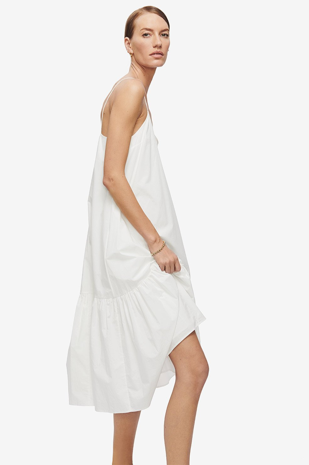 Anine Bing Womens Dress Anine Bing | Averie Dress - White