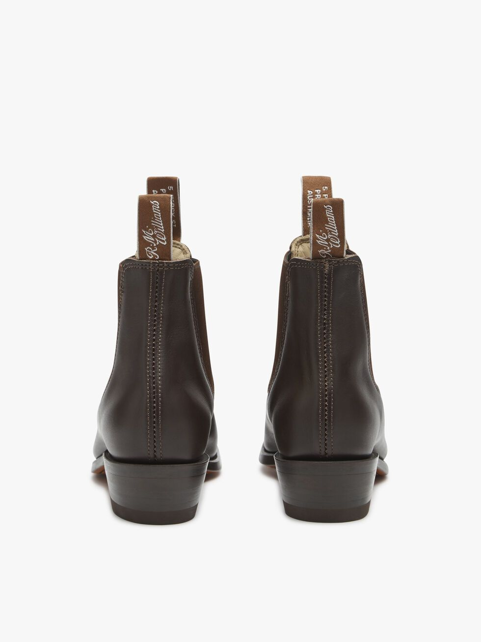 R.M.WILLIAMS PTY. LTD. SHOE RM Williams | Lady Yearling - Chestnut