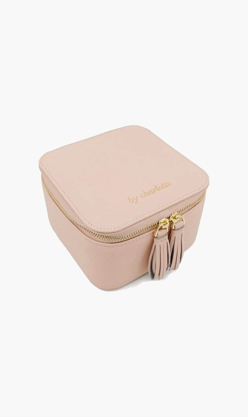 By Charlotte ACC BLUSH By Charlotte | Jewellery Case - Blush