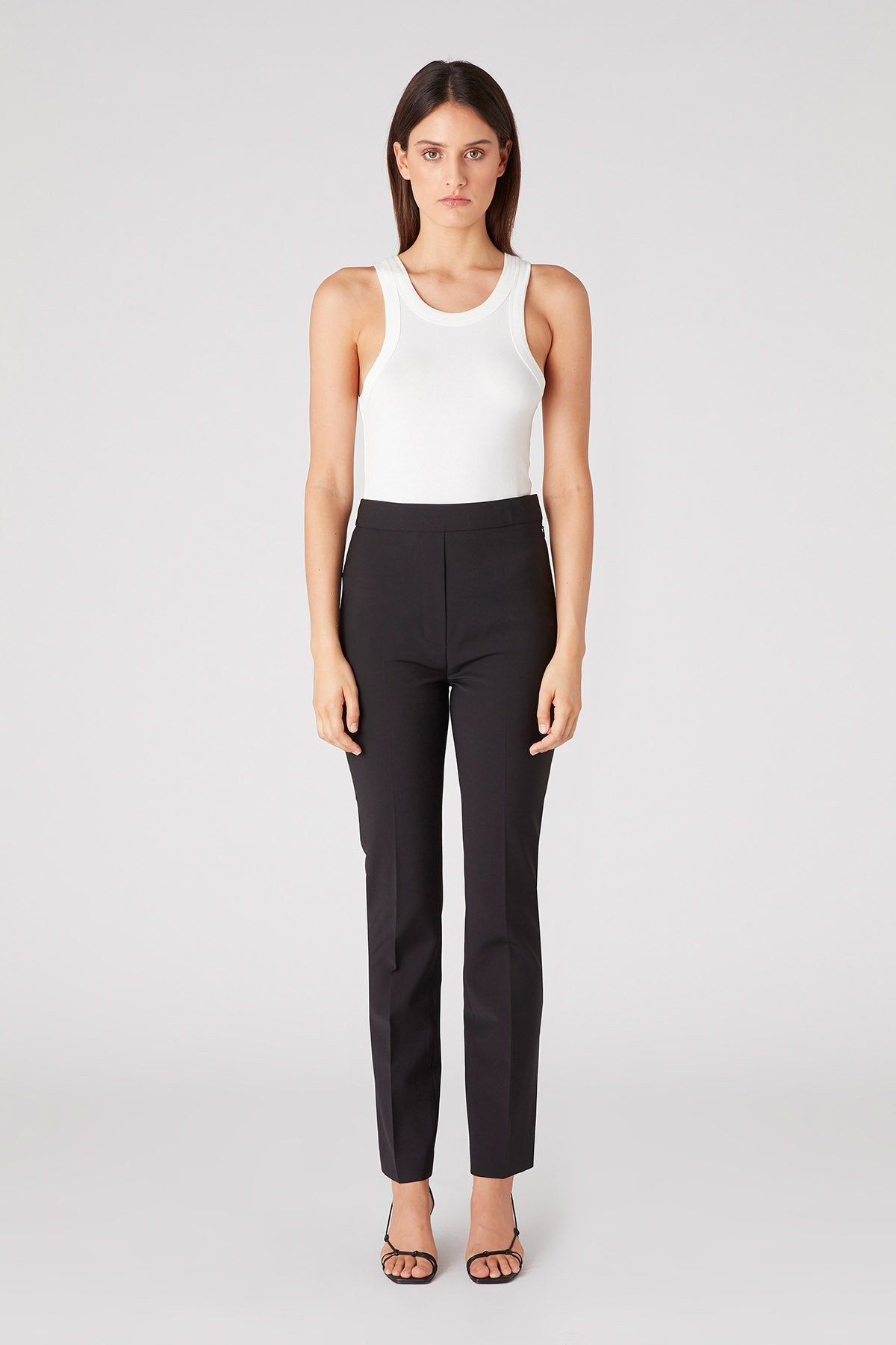 Camilla and Marc Womens Pants Camilla and Marc | Bailey Cigarette Pant - Black