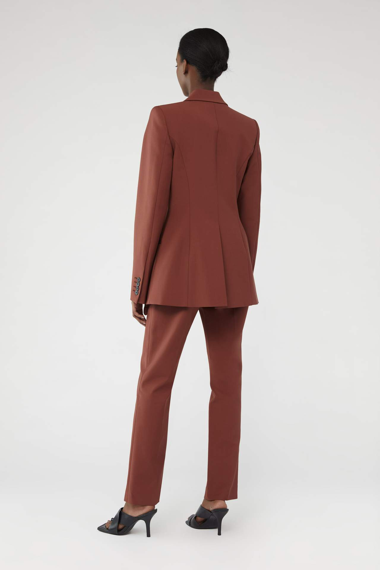 Camilla and Marc Womens Jacket Camilla and Marc | Bailey Blazer - Cinnamon