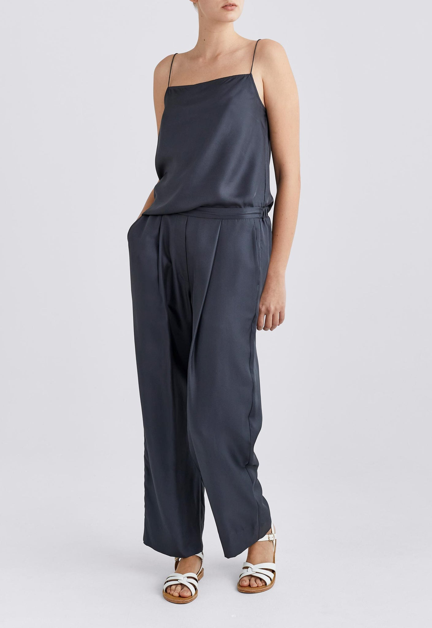 Jac and Jack Pty Ltd Womens Pants Jac + Jack | Diem Pant - Pine