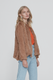 H Brand Pty Ltd Womens Jacket H Brand | Celine Vest - Tan