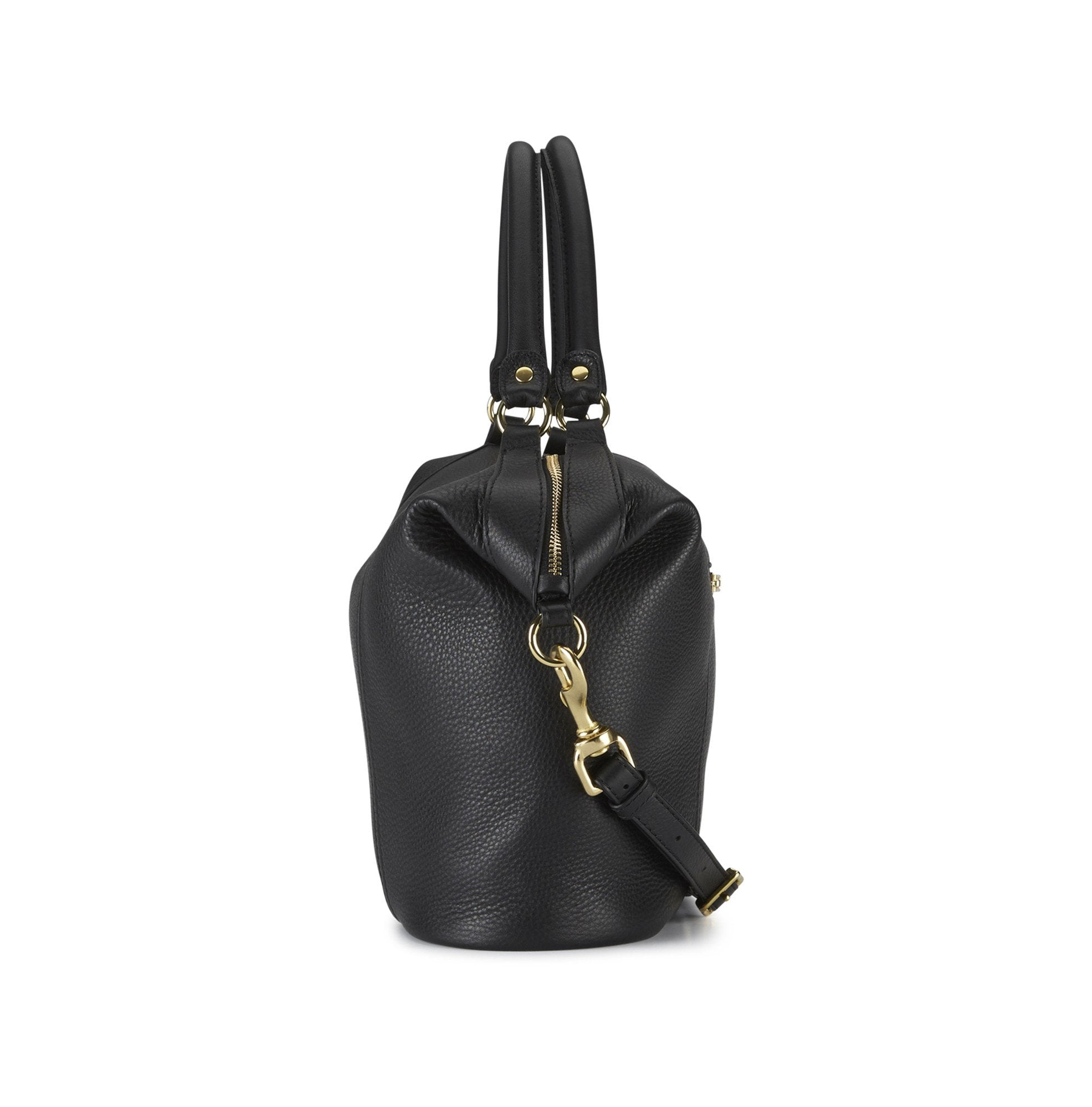 DEADLY PONIES BAG BLACK Deadly Ponies | Mr Fill N Zip - Black
