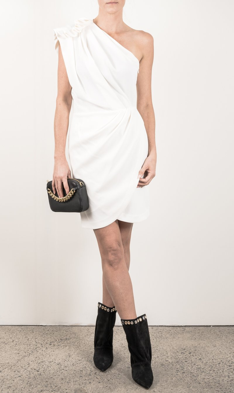 IRO Womens Dress IRO | Marine Dress - White