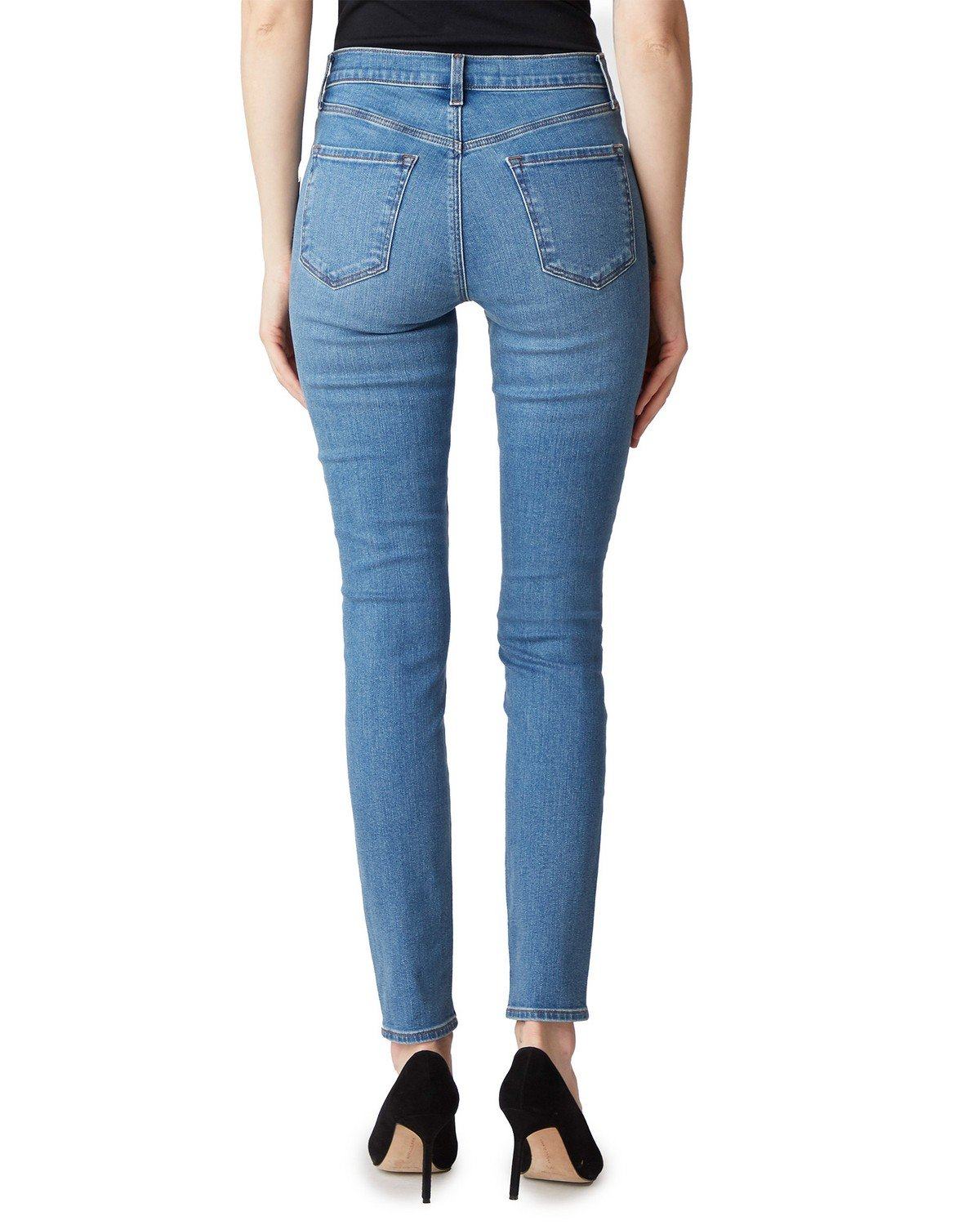 Edwards Imports Ltd Womens Jeans J Brand | Maria High Rise Skinny - Unchartered