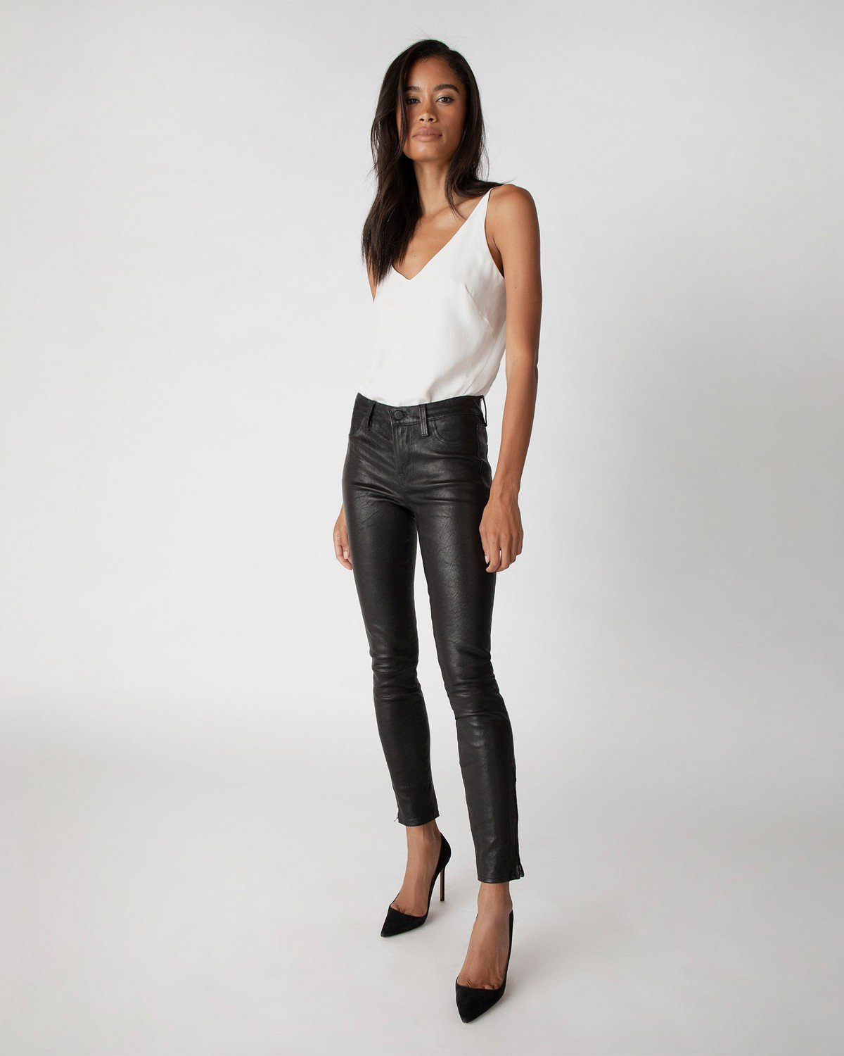 Edwards Imports Ltd Womens Pants J Brand | L8001 Mid Rise Skinny Pant