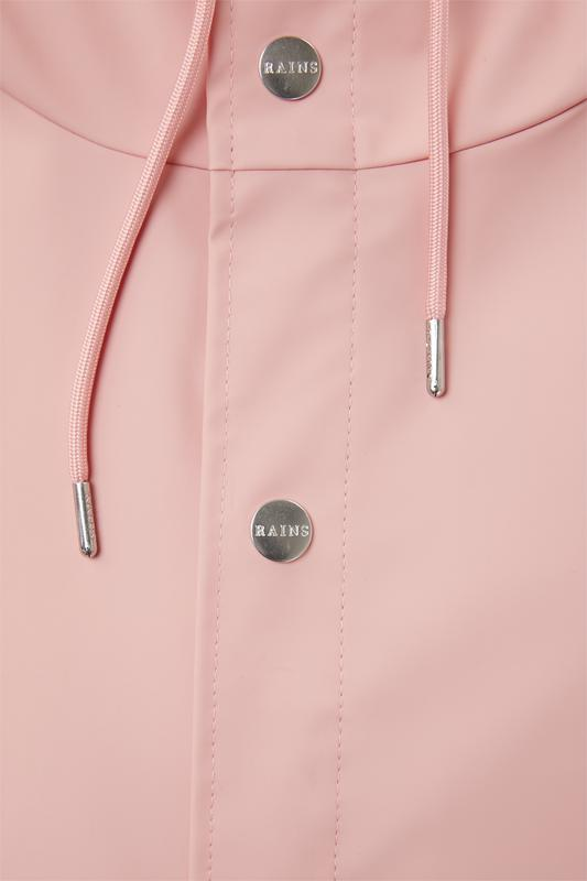 The Market Limited Womens Jacket Rains | Long Jacket - Coral
