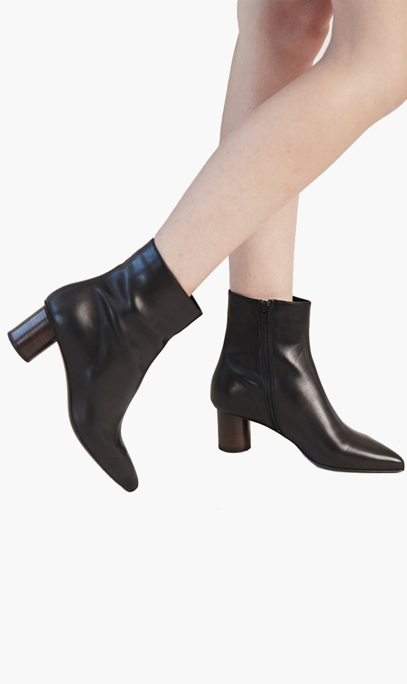 Rebe SHOE Rebe | Bébé Boot - Black