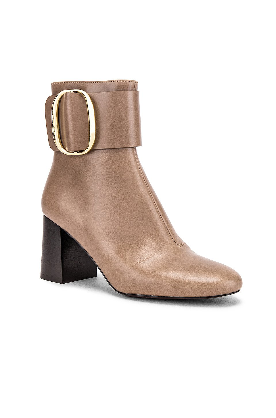 Onward Luxury Group SHOE See by Chloé | Hopper Boot High - Taupe