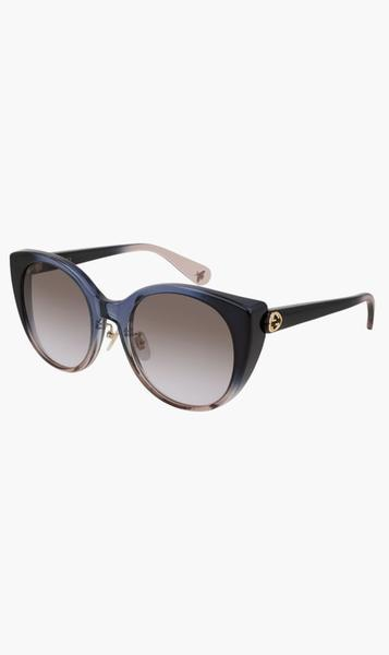 SUNSHADES EYEWEAR NZ Eyewear BLUE Gucci | G0369S004 Sunglasses - Blue