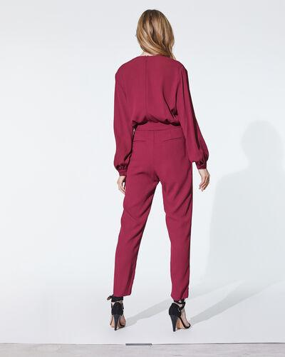IRO Womens Jumpsuit IRO | Julliaca Jumpsuit - Hot Pink