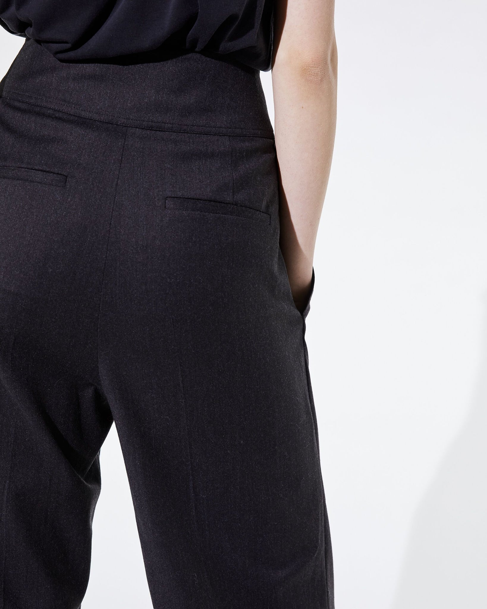 IRO Womens Pants IRO | Naringo Trousers - Anthracite