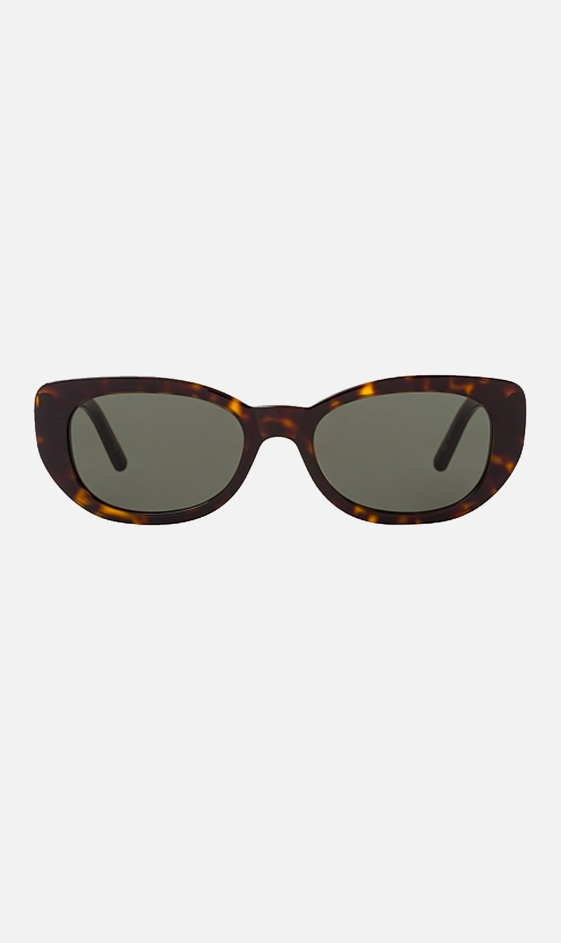 SUNSHADES EYEWEAR NZ Eyewear HAVANA Saint Laurent | Betty Sunglasses - Havana