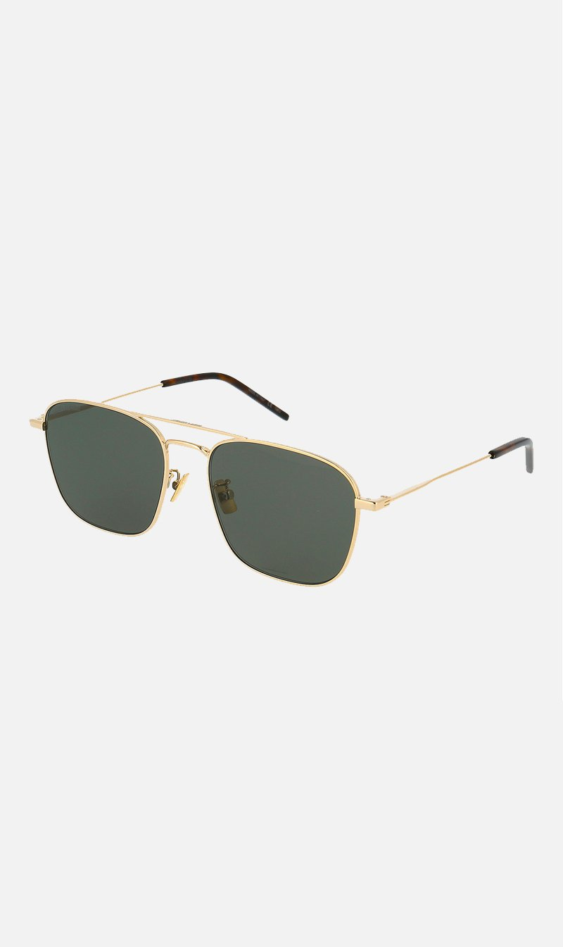 SUNSHADES EYEWEAR NZ Eyewear GOLD Saint Laurent | SL309 - Gold