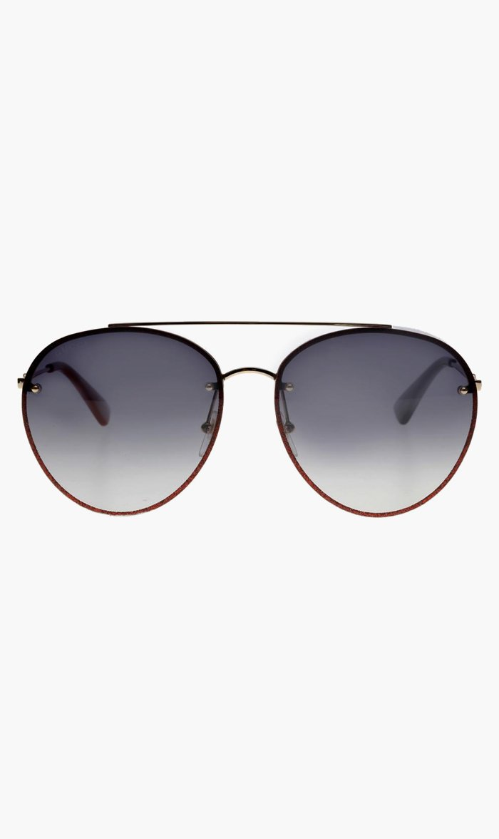 SUNSHADES EYEWEAR NZ Eyewear GOLD Gucci | GG0351S001 Sunglasses - Gold