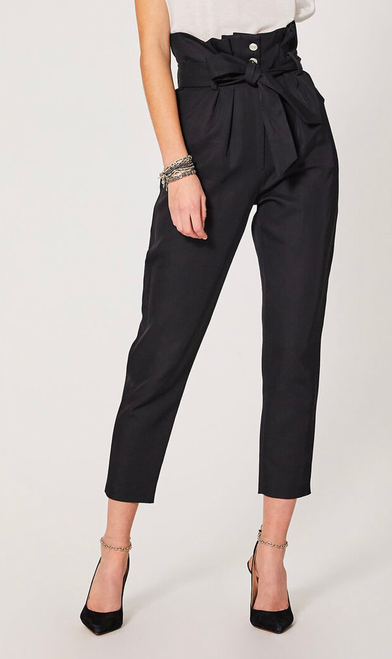 IRO Womens Pants IRO | Anost Pant - Black