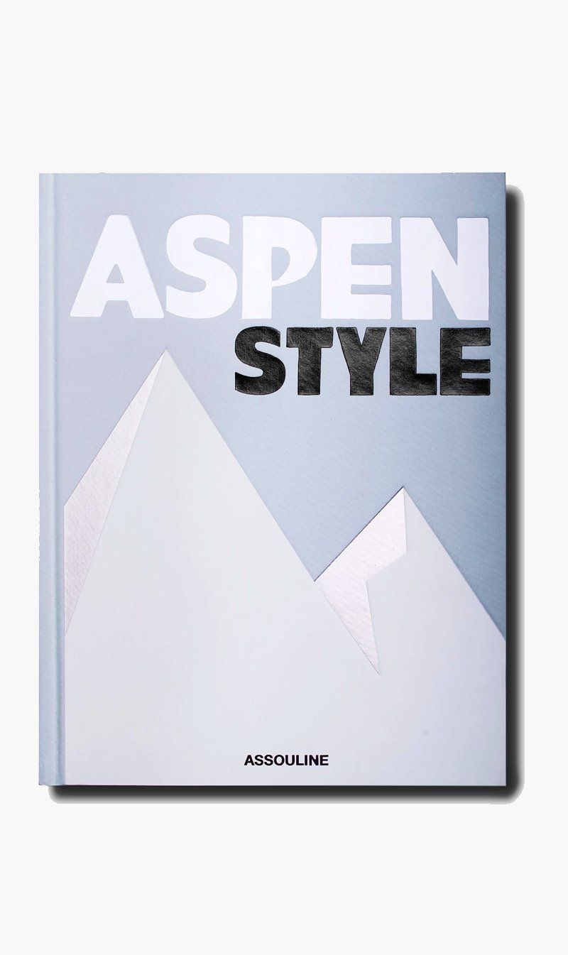 New Holland Publishers (NZ) Ltd BOOK ASPENSTYLE ASPEN STYLE | By Aerin Lauder