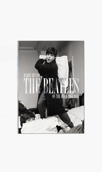 New Holland Publishers (NZ) Ltd BOOK The Beatles On The Road