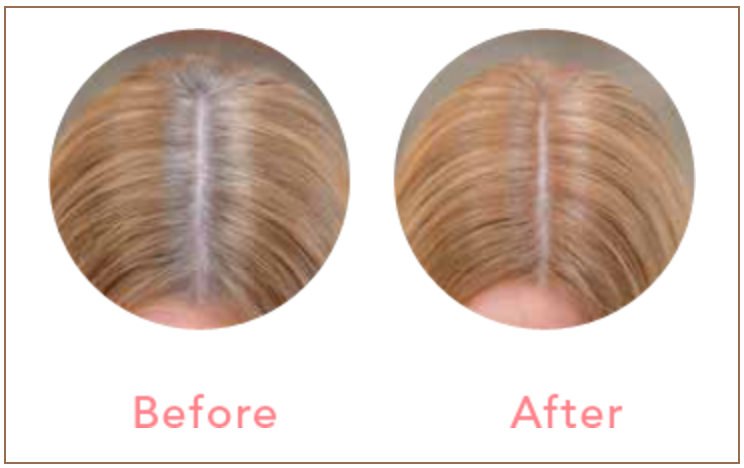 The Styling Room Hair Product DARK BLONDE Beauty Dust | Root Cover Up - Dark Blonde