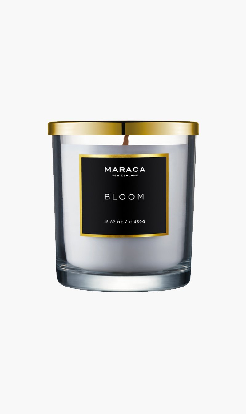 R O C CA Limited CANDLE BLOOM Maraca | Luxury Candle - Bloom