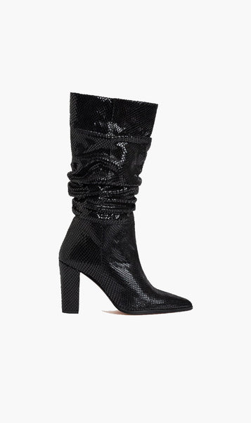 Camilla & Marc | Zoey Boot - Black/Navy