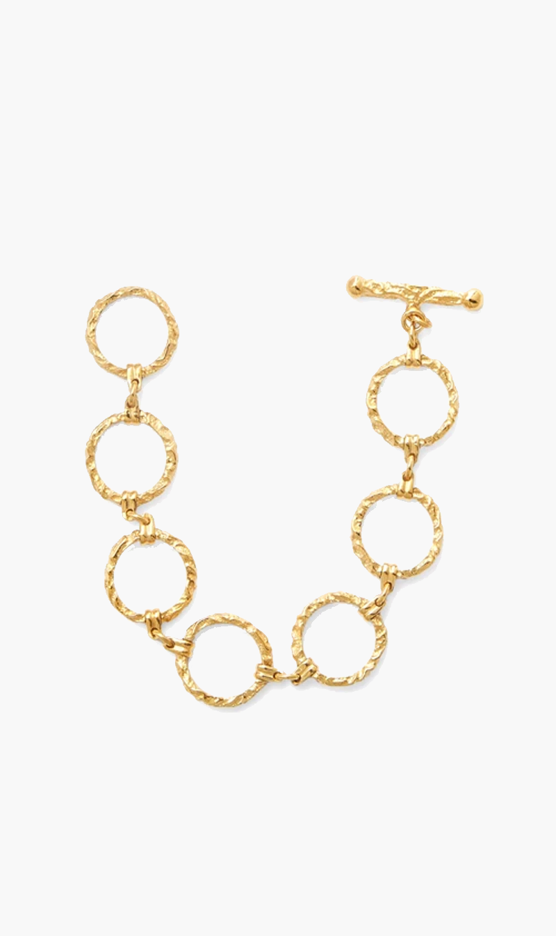 Love & Object Jewellery GOLD Olympia by Love & Object | Bettina Bracelet - Gold