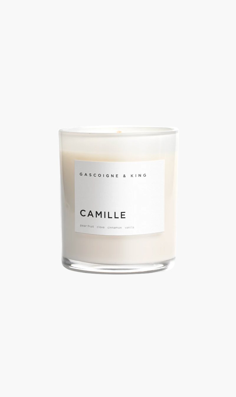 Sensory Journey CANDLE CAMILLE Gascoigne & King | Camille Luxury Candle