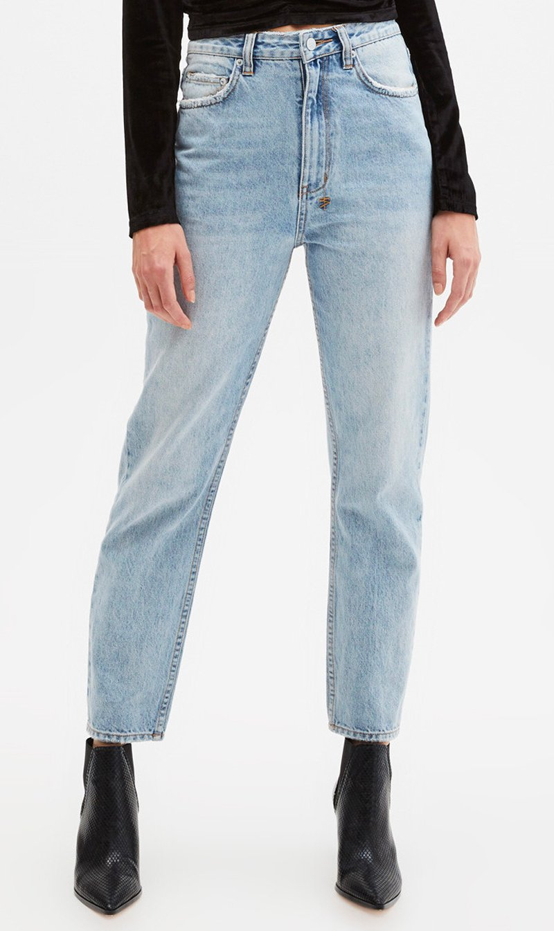 Stem Distribution Limited Womens Jeans Ksubi | Chlo Wasted Jeans - Karma