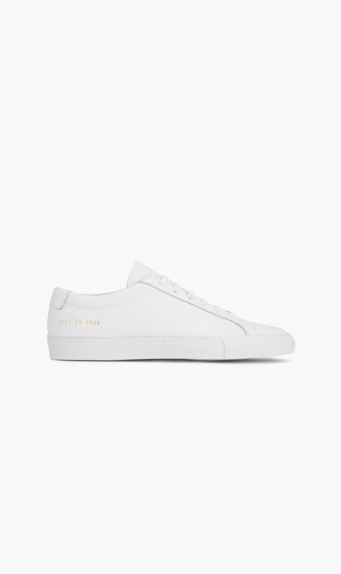 Common Projects SHOE WHITE / 36 Common Projects | Original Achilles Low Sneakers - White