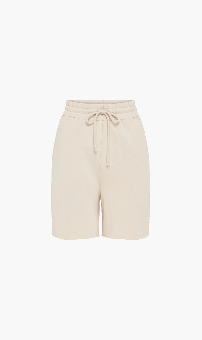 Camilla and Marc Womens Shorts C&M | Josef High Waisted Short - Bone