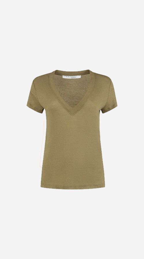 IRO | Rodeo T-Shirt - Dark Khaki