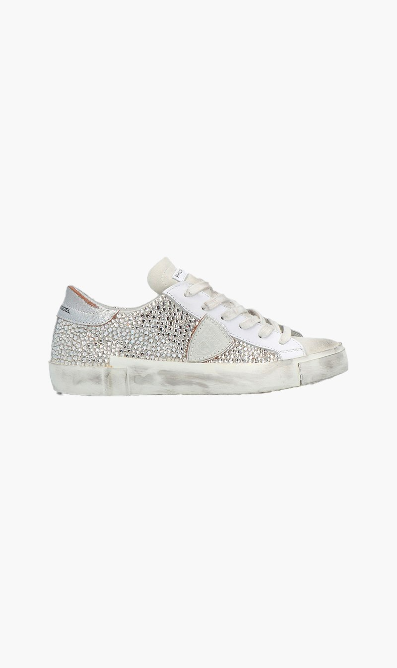 Philippe Model SHOE Philippe Model | PRSX - Diamant Blanc