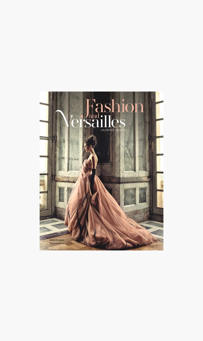 Alliance Distribution Services BOOK Thames & Hudson | Fashion & Versailles Book