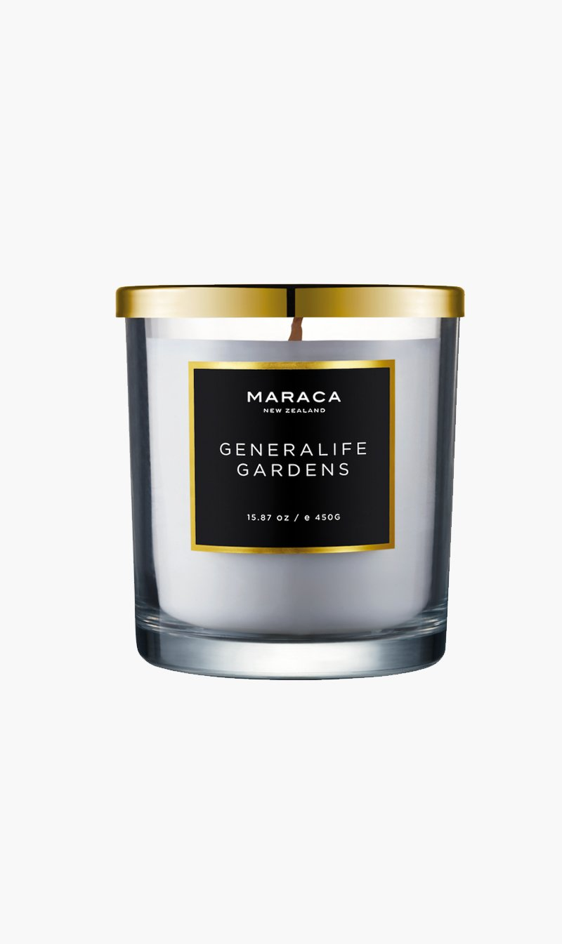 R O C CA Limited CANDLE GARDENS Maraca | Luxury Candle - General Life Gardens
