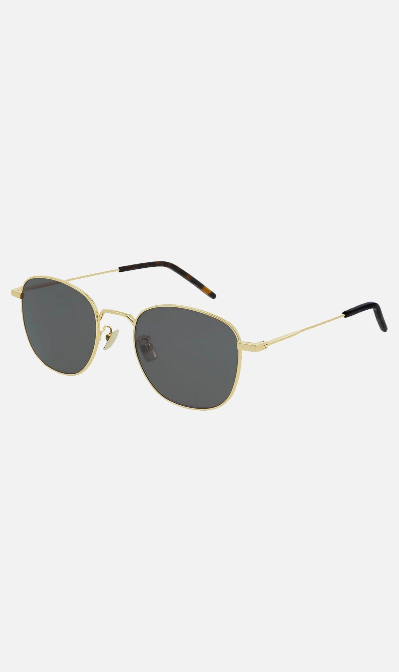 SUNSHADES EYEWEAR NZ Eyewear GOLD Saint Laurent | SL299004 - Gold