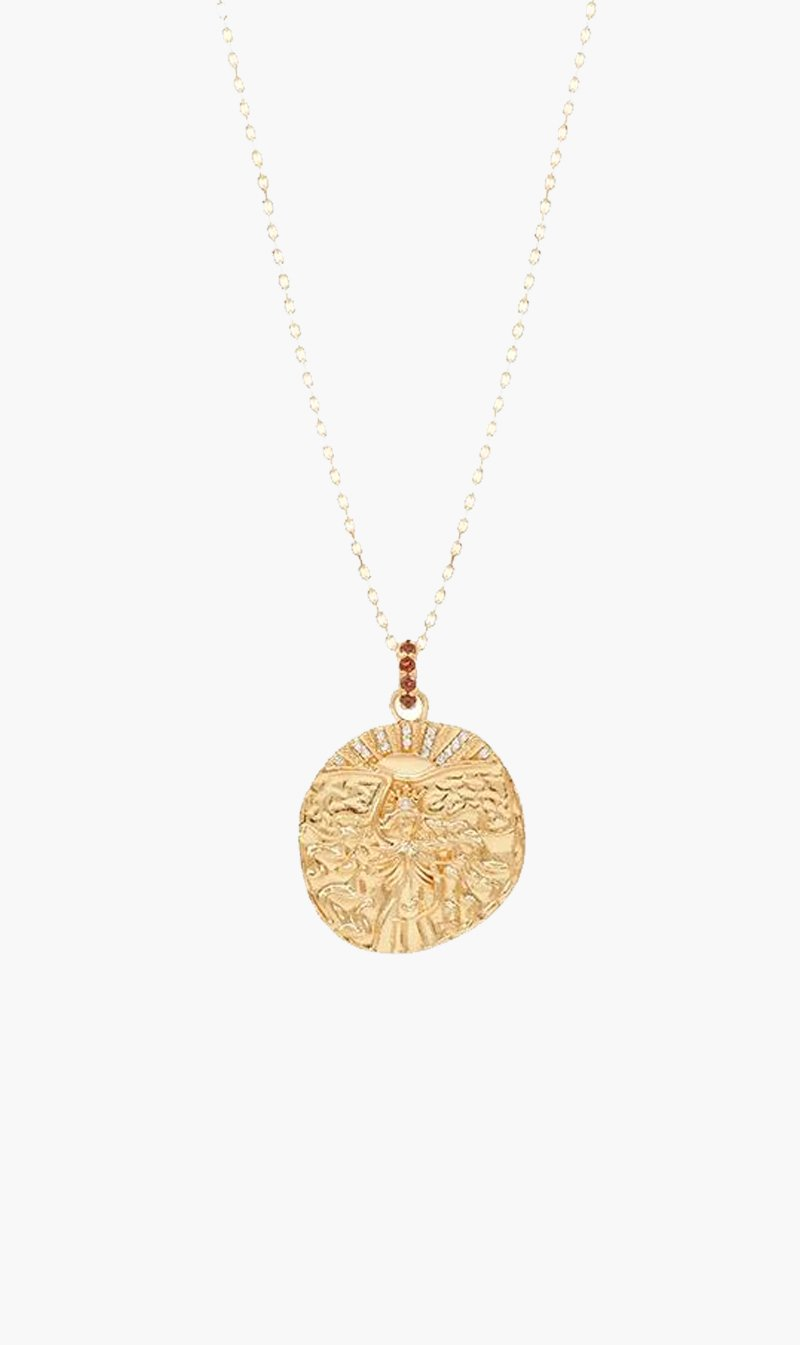 By Charlotte Jewellery GOLD By Charlotte | Goddess of Fire Necklace - Gold