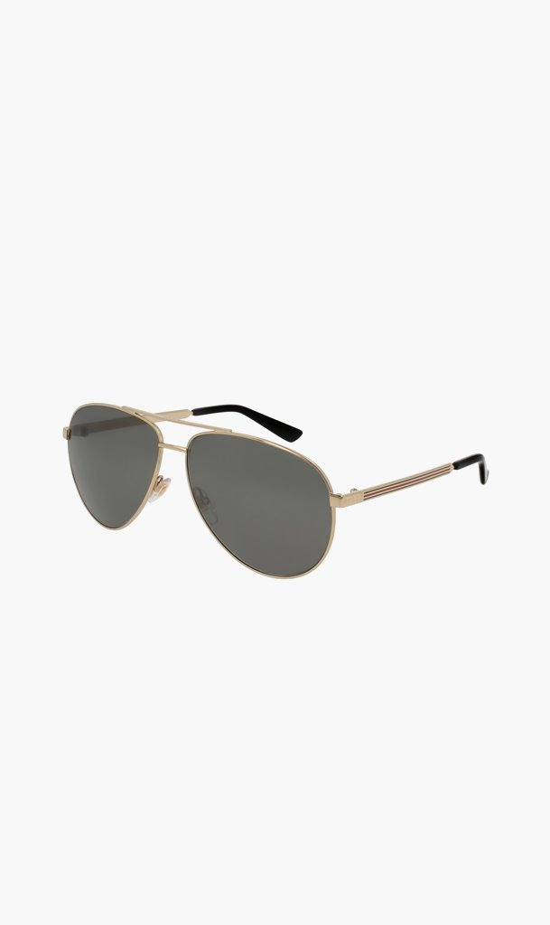 SUNSHADES EYEWEAR NZ Eyewear GOLD Gucci | GG0137S002 Sunglasses - Gold