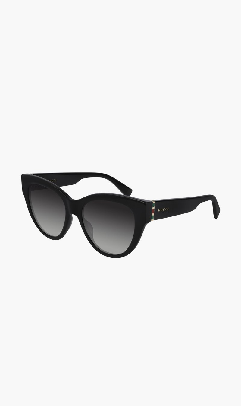 SUNSHADES EYEWEAR NZ Eyewear BLACK Gucci | GG0460S001 - Black