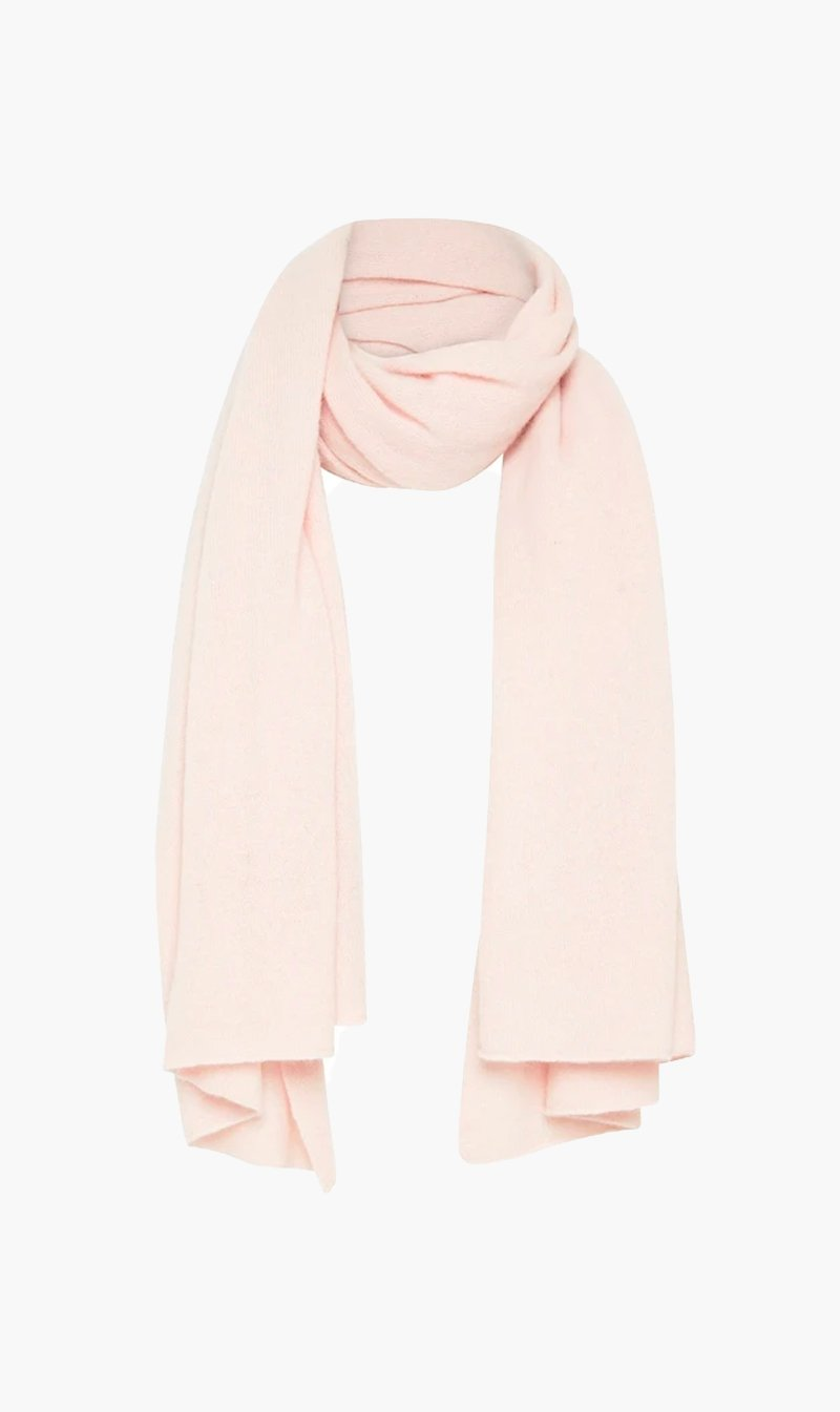H Brand Womens Tops BLUSH / OS H Brand x Theron | Lordes Cashmere Scarf - Blush