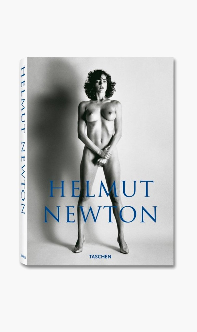 New Holland Publishers (NZ) Ltd Homeware 20THANIEDTN BOOK | Helmut Newton